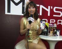 彩美旬果-2017上海成人展颜值担当-性商网专访MensMax代言人图片2