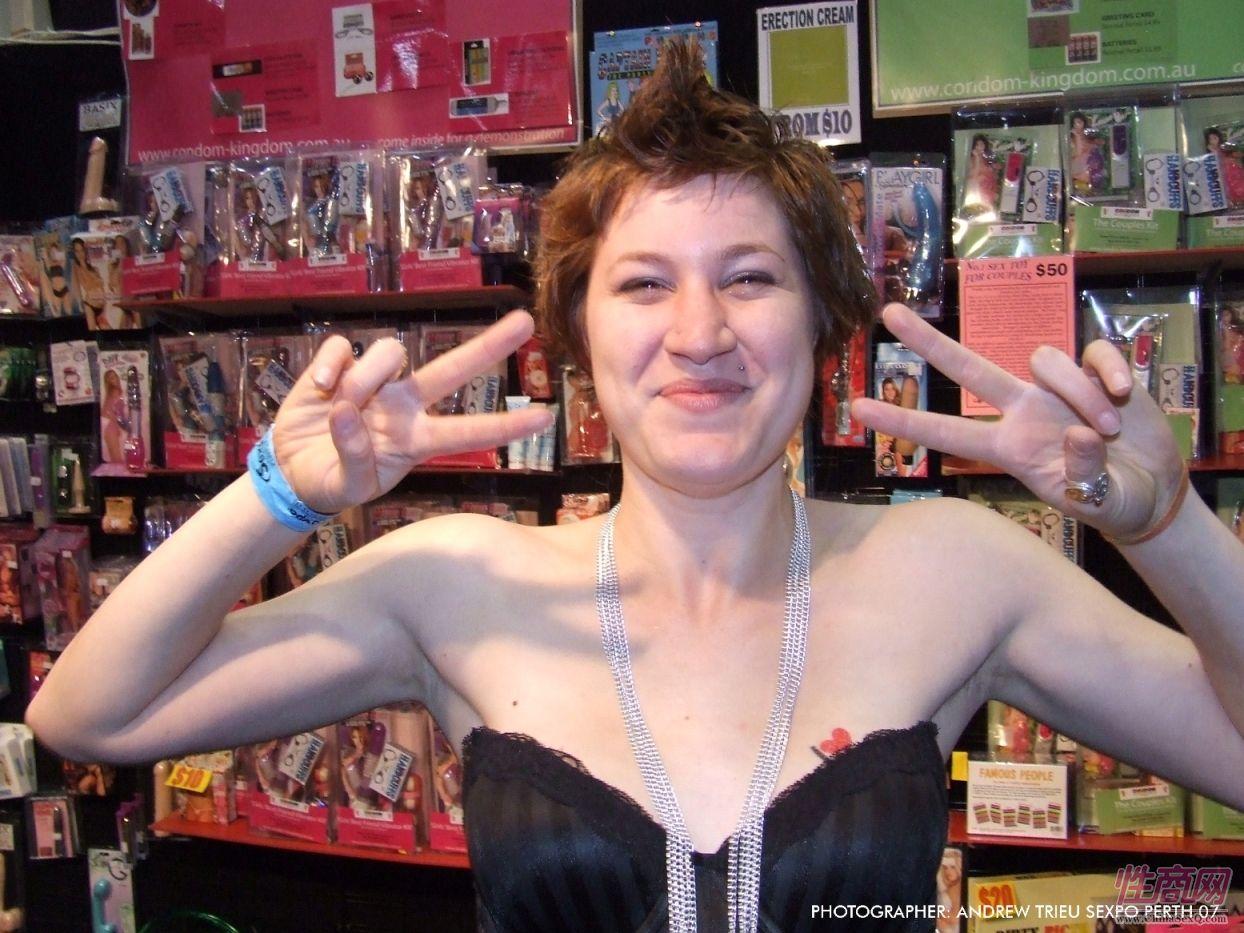 2007澳大利亚帕斯成人展sexpo精彩纷呈图片1
