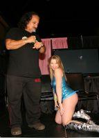 2011美国迈阿密成人展eXXXotica美女如云图片8