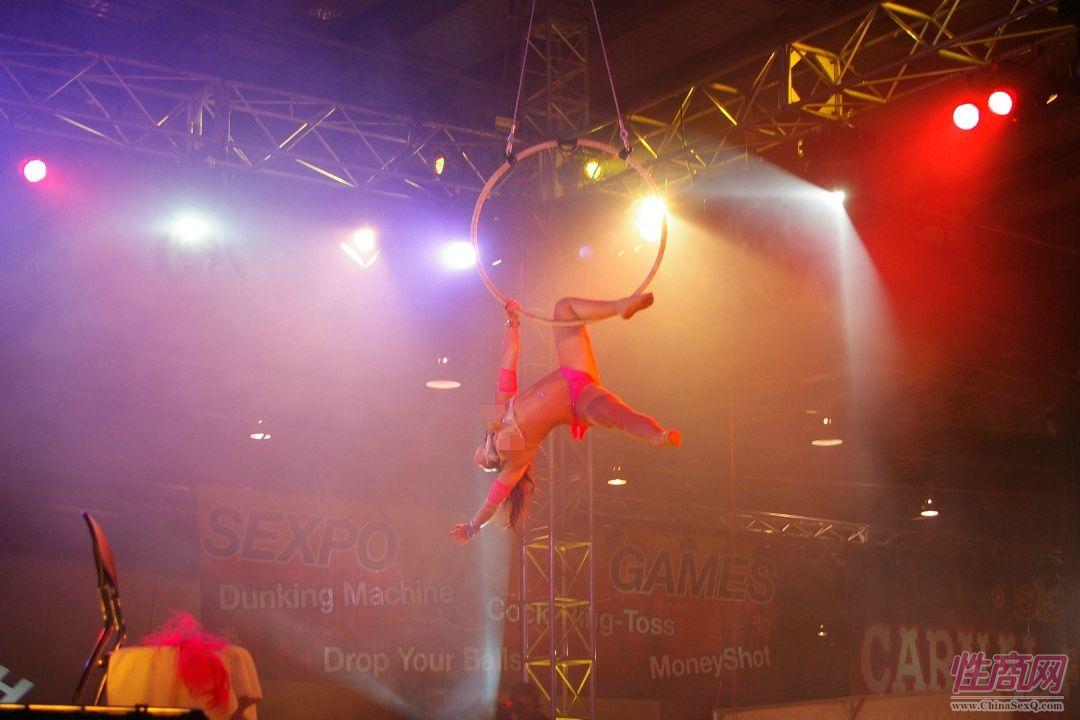 2008澳大利亚阿德莱德成人展Sexpo精彩表演图片1