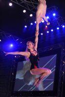 2009澳大利亚墨尔本成人展SuzieQ高空特技表演图片3