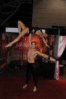 2009澳大利亚墨尔本成人展SuzieQ高空特技表演图片11