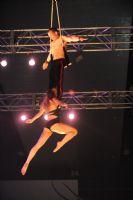 2009澳大利亚墨尔本成人展SuzieQ高空特技表演图片16
