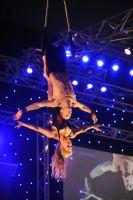 2009澳大利亚墨尔本成人展SuzieQ高空特技表演图片17