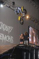 2009澳大利亚墨尔本成人展CrustyDemon机车表演图片5