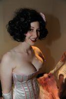 2009澳大利亚墨尔本成人展舞台表演幕后花絮图片4