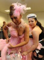 2009澳大利亚墨尔本成人展舞台表演幕后花絮图片12
