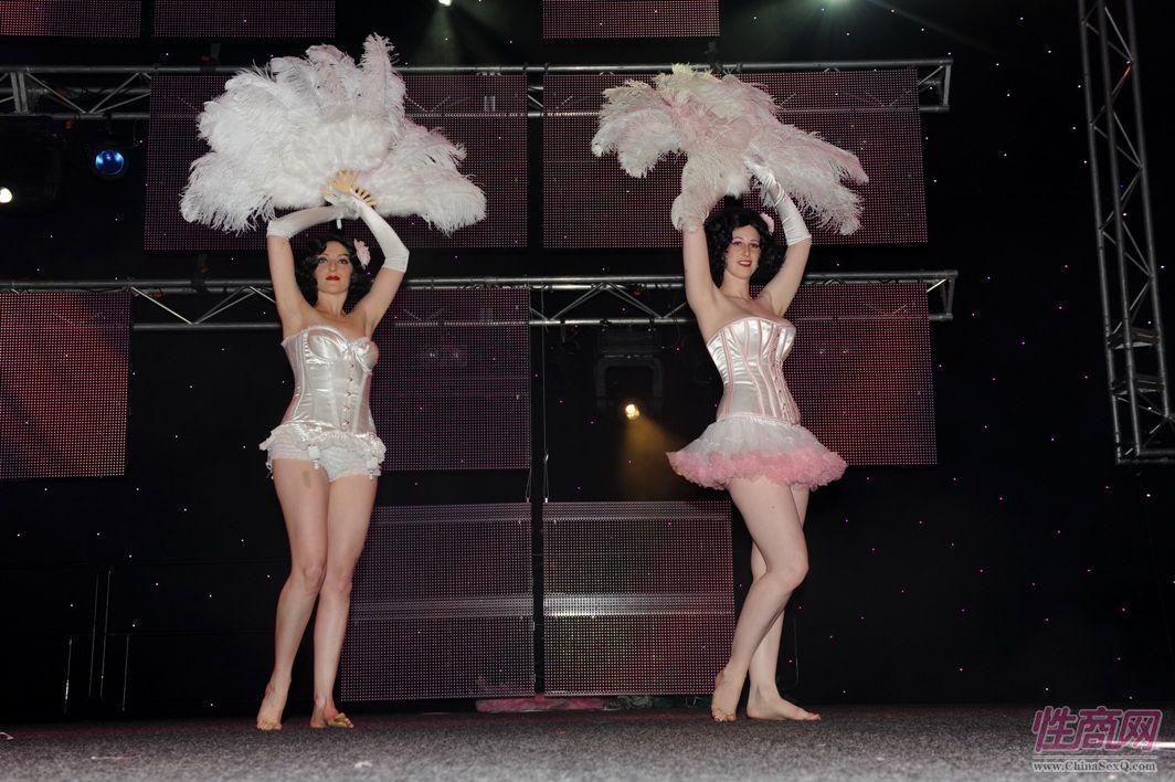 2009澳大利亚墨尔本成人展精彩舞台表演图片1
