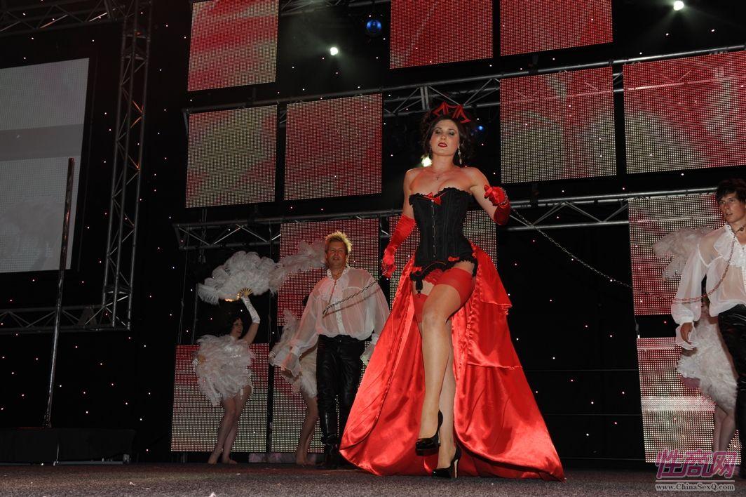 2009澳大利亚墨尔本成人展精彩舞台表演图片2