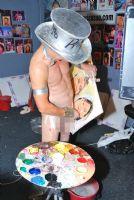 2009澳大利亚帕斯成人展现场人气爆棚图片6