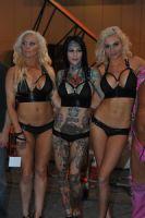 2011澳大利亚墨尔本成人展性感热舞荷尔蒙喷溅图片12