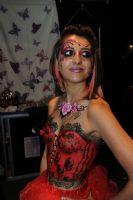 2012澳大利亚墨尔本成人展性感模特风情万种图片14