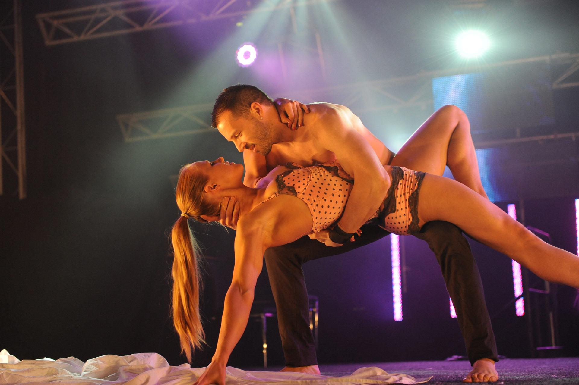 2012澳大利亚墨尔本成人展精彩表演性感火辣图片1
