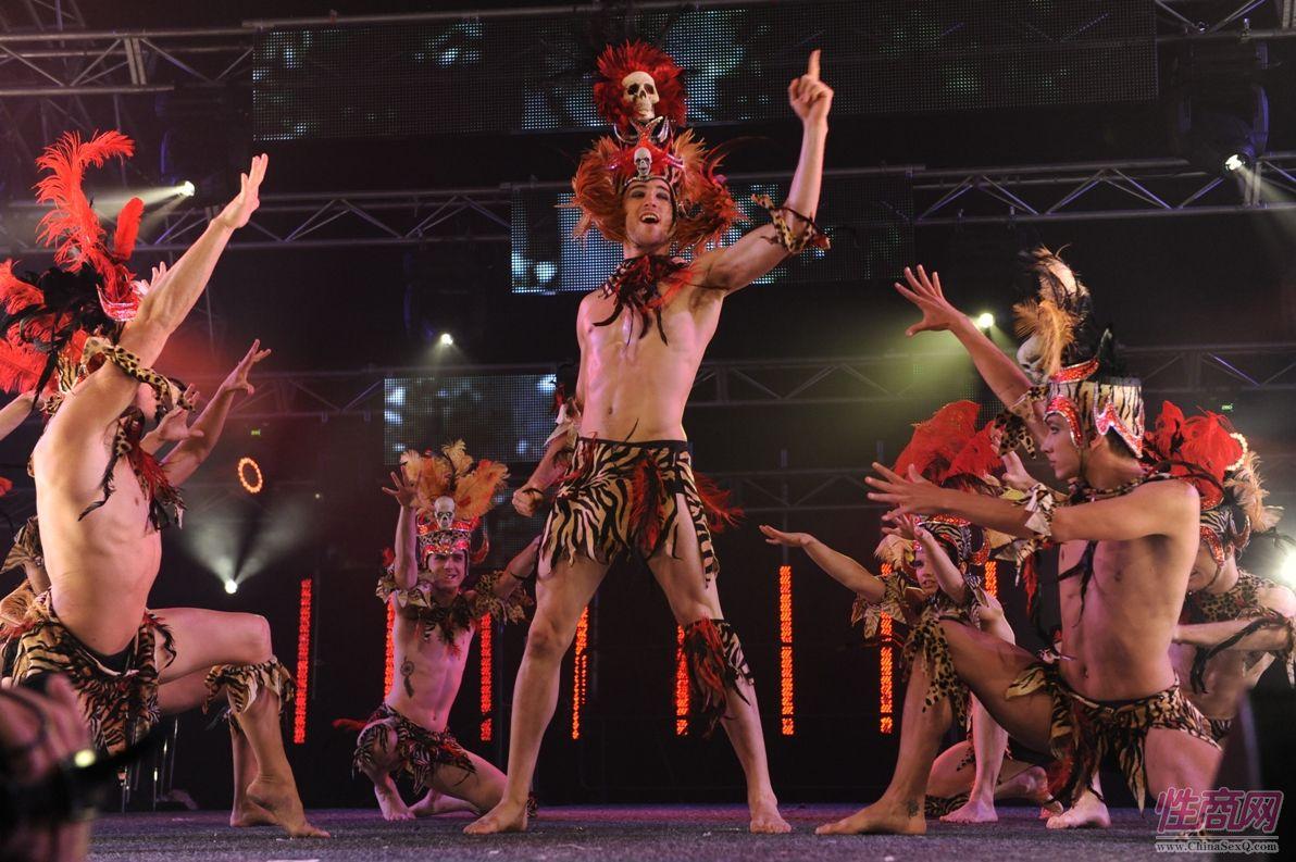 2012澳大利亚墨尔本成人展精彩表演性感火辣图片2