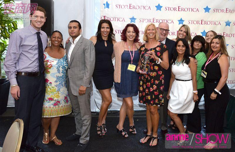 2013夏季美国洛杉矶成人展ANME颁奖典礼图片1