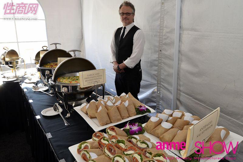 2013冬季美国洛杉矶成人展ANME欢迎宴会图片2