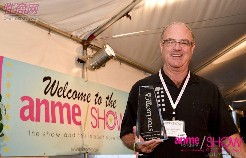 2012夏季美国洛杉矶成人展ANME颁奖典礼图片1
