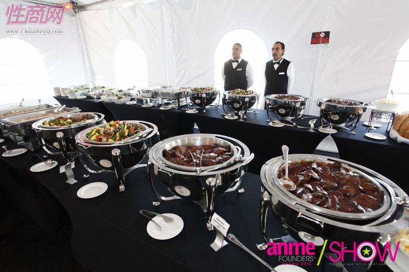 2012冬季美国洛杉矶成人展ANME欢迎宴会图片2