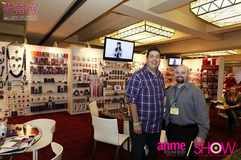 2012冬季美国洛杉矶成人展ANME参展企业图片1