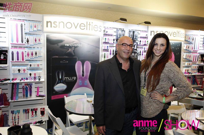 2012冬季美国洛杉矶成人展ANME参展企业图片2