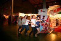 2014俄罗斯成人展嘉宾载歌载舞兴致高涨图片11