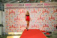 2014俄罗斯成人展高挑内衣模特诠释性感图片7