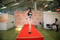 2014俄罗斯成人展高挑内衣模特诠释性感图片17