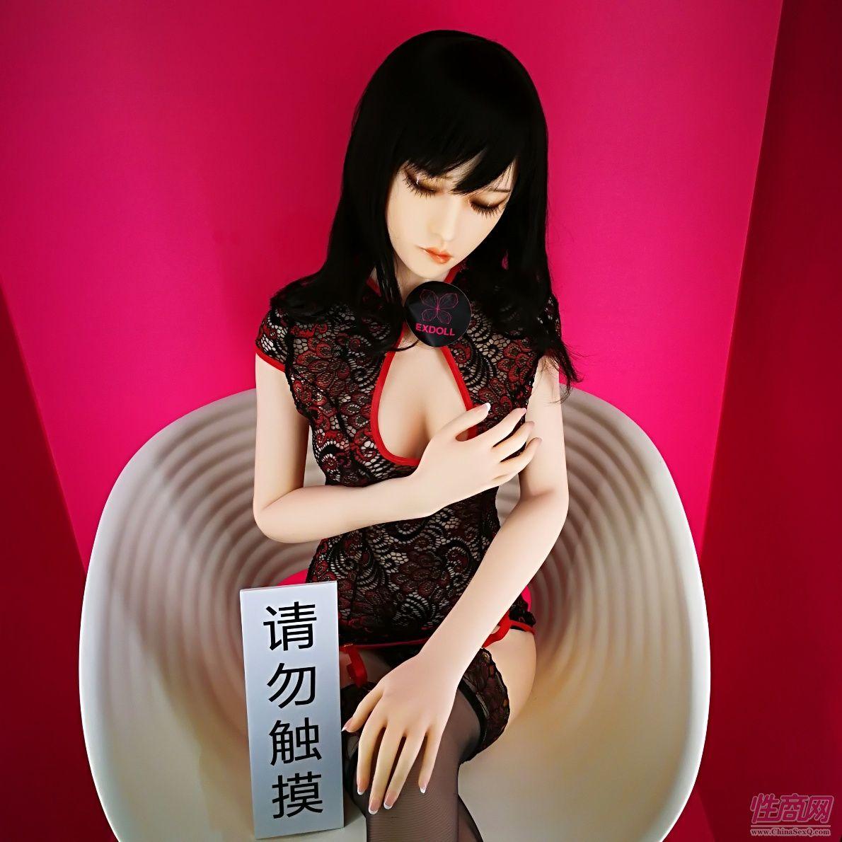 将唯美进行到底,Exdoll参展北京成人展图片1