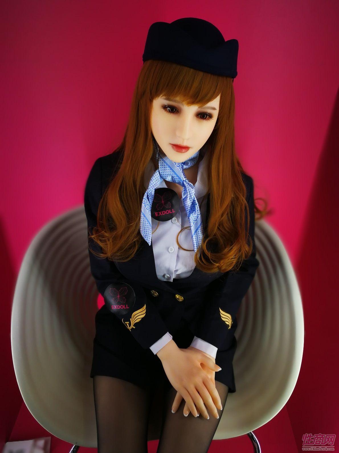 将唯美进行到底,Exdoll参展北京成人展图片3
