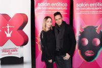 2016西班牙成人展SEB参展嘉宾在现场合影