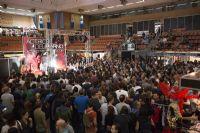 2016西班牙成人展SEB规模不大但现场火爆