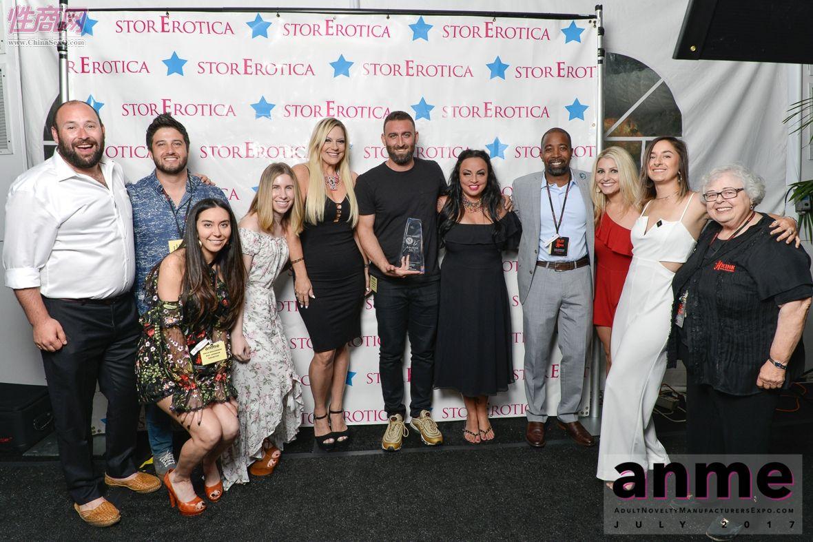 2017年夏季洛杉矶国际成人展--颁奖典礼图片34