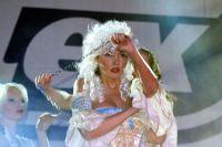 2010拉脱维亚成人展Erots精彩热舞表演图片12