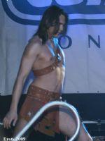2009拉脱维亚成人展舞蹈表演精彩纷呈图片7