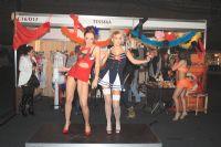 2011拉脱维亚成人展长腿嫩模展示性用品图片1