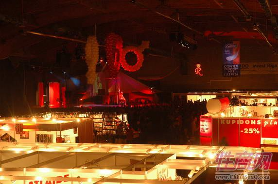 2005第7届拉脱维亚成人展Erots现场报道图片2