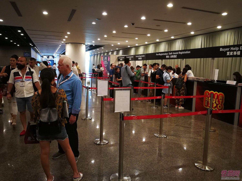 2017亚洲成人博览AAE(香港) 展会现场图片30
