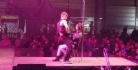 2016拉脱维亚成人展主舞台表演精彩纷呈图片11