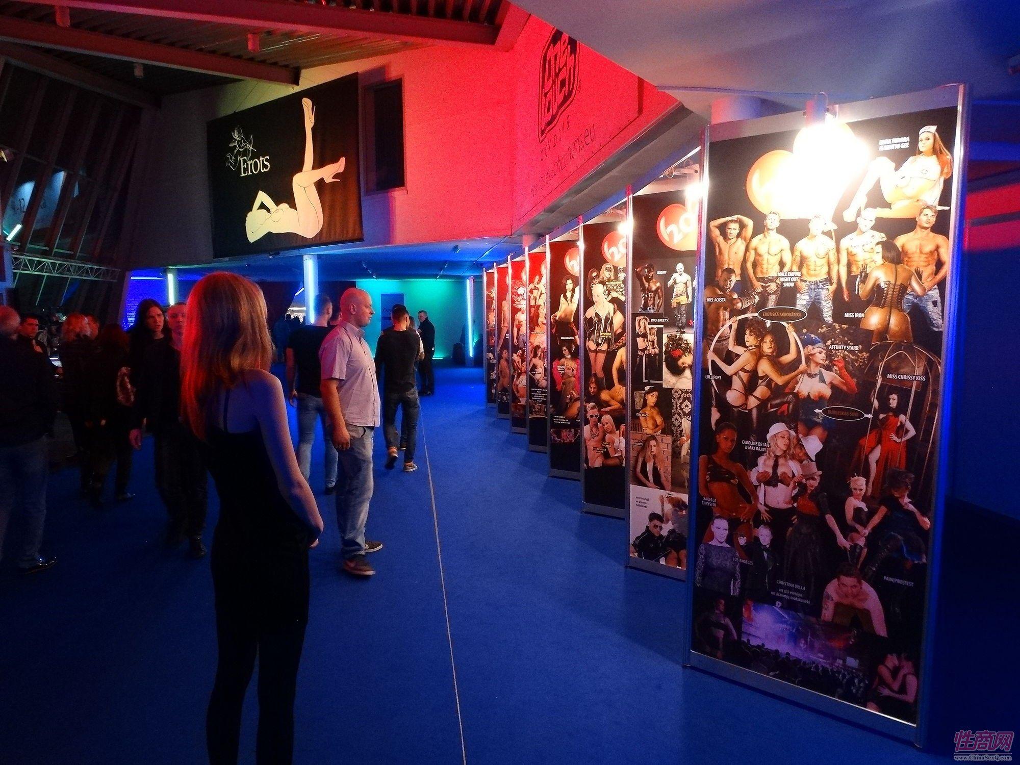 2017年拉脱维亚成人展 Erots--展会现场图片2