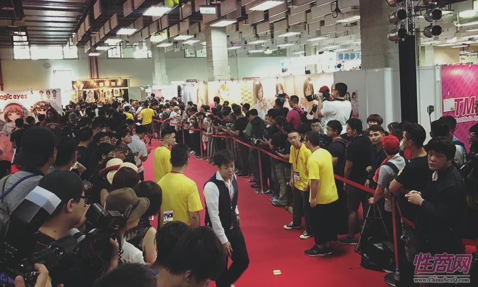 2017第六届台湾成人博览会--展后报道图片41