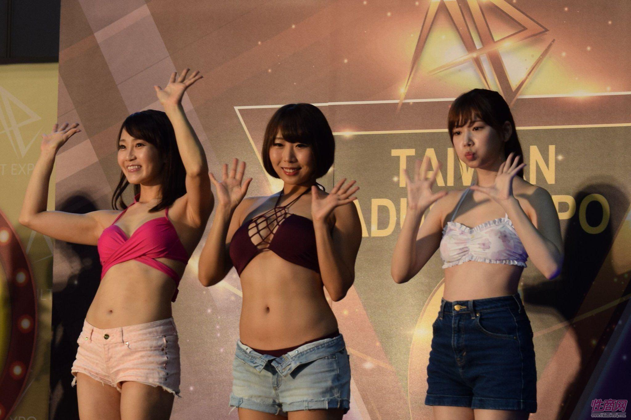 2017第六届台湾成人博览会女优嫩模云集图片18