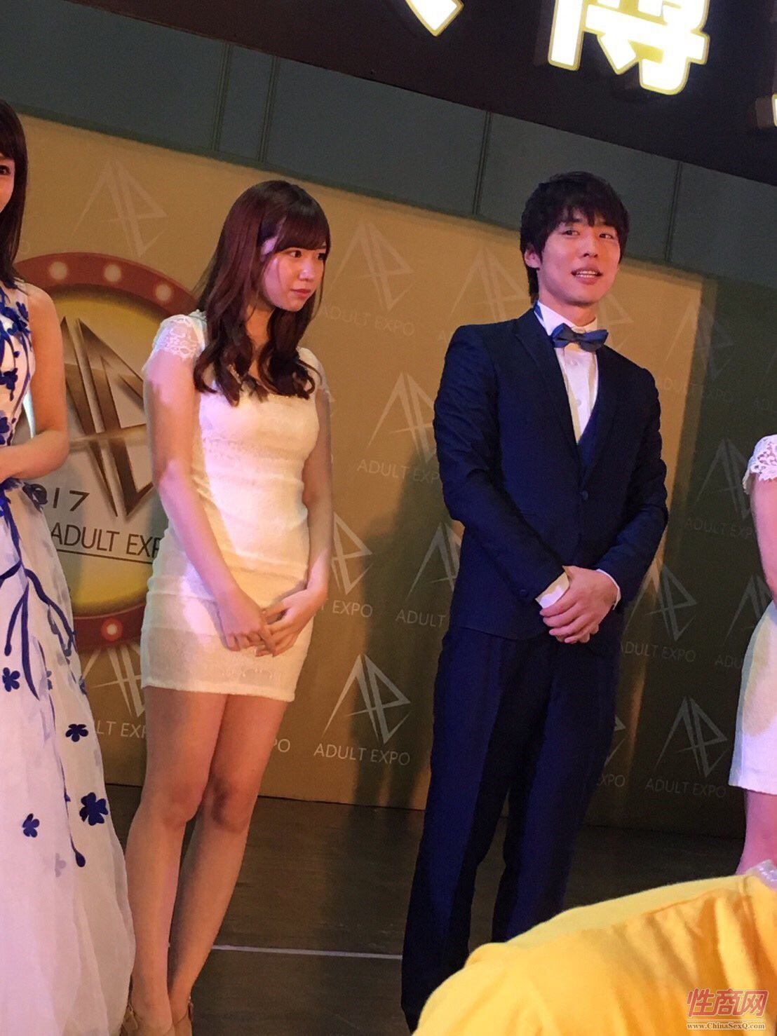 2017第六届台湾成人博览会女优嫩模云集图片41