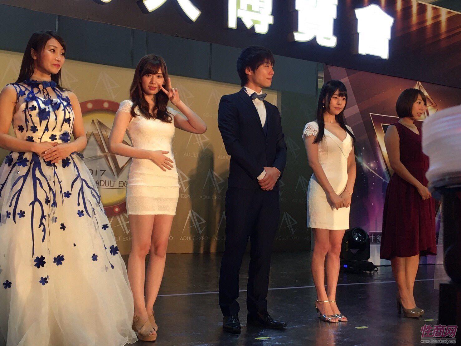 2017第六届台湾成人博览会女优嫩模云集图片42