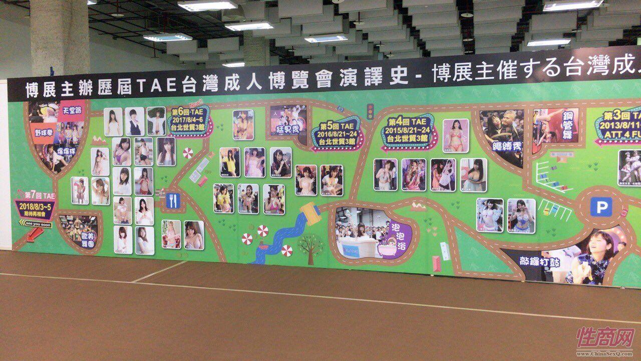 2017第六届台湾成人博览会女优嫩模云集图片48