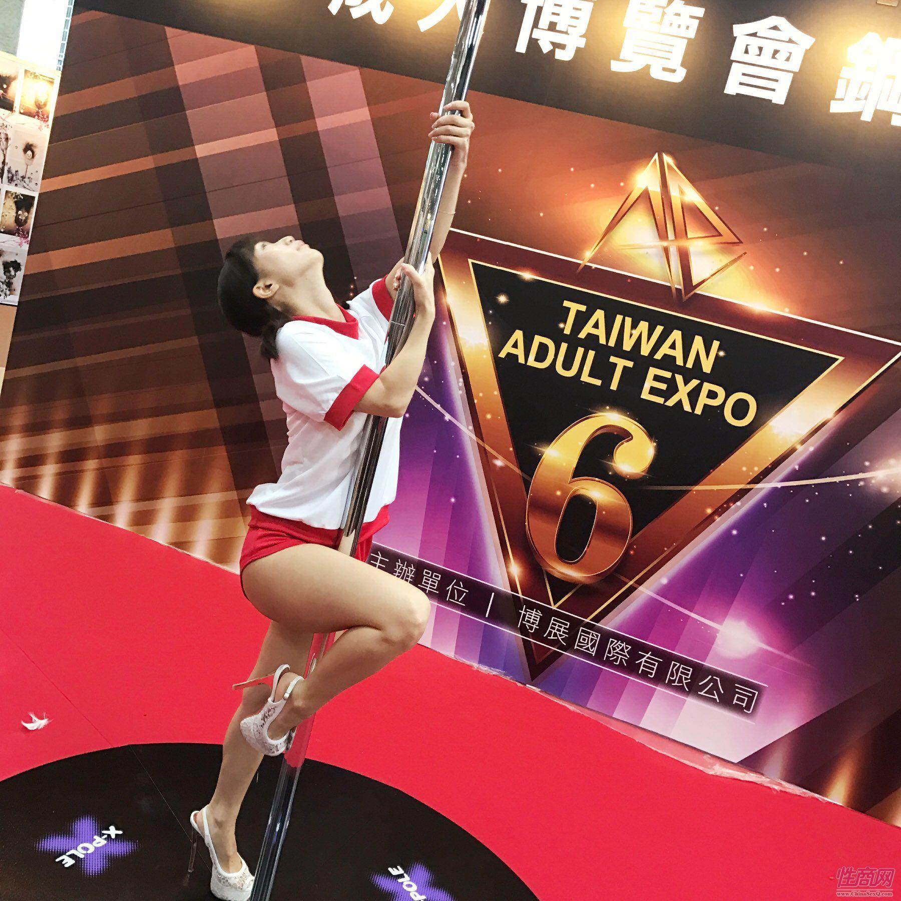 2017第六届台湾成人博览会女优嫩模云集图片2