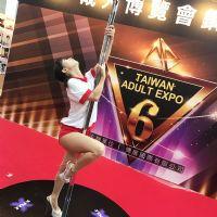 2017第六届台湾成人博览会女优嫩模云集