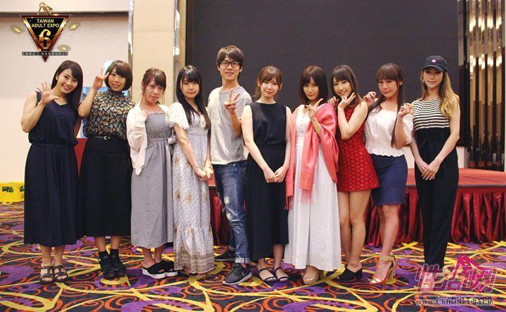 2017第六届台湾成人博览会--现场互动图片2
