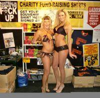 2010澳大利亚布里斯班成人展诠释性感定义图片2