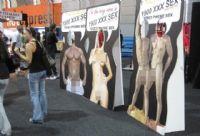 2010澳大利亚布里斯班成人展诠释性感定义图片7