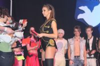 2013拉脱维亚成人展举办多场性感热舞表演图片8